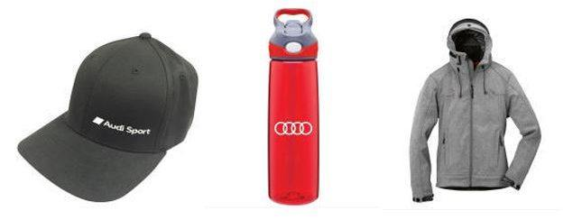 December Special: 20% off Audi Boutique
