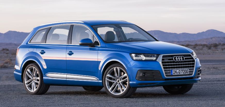 October Audi Q7 Special Lease $668 per month*